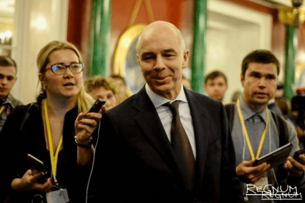 Минфин РФ: Средства Резервного фонда будут полностью исчерпаны к концу 2017 года